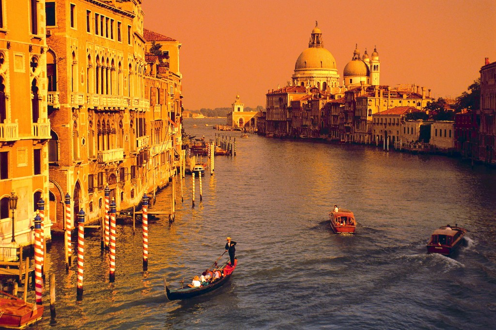 Tours of Venice and Tuscany
