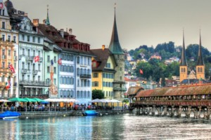 Lucerne and Kappelbruche Tours of Switzerland