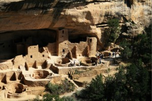Mesa Verde Cliff Palace View