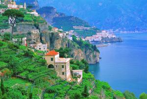 Tours of Sicily and the Amalfi Coast
